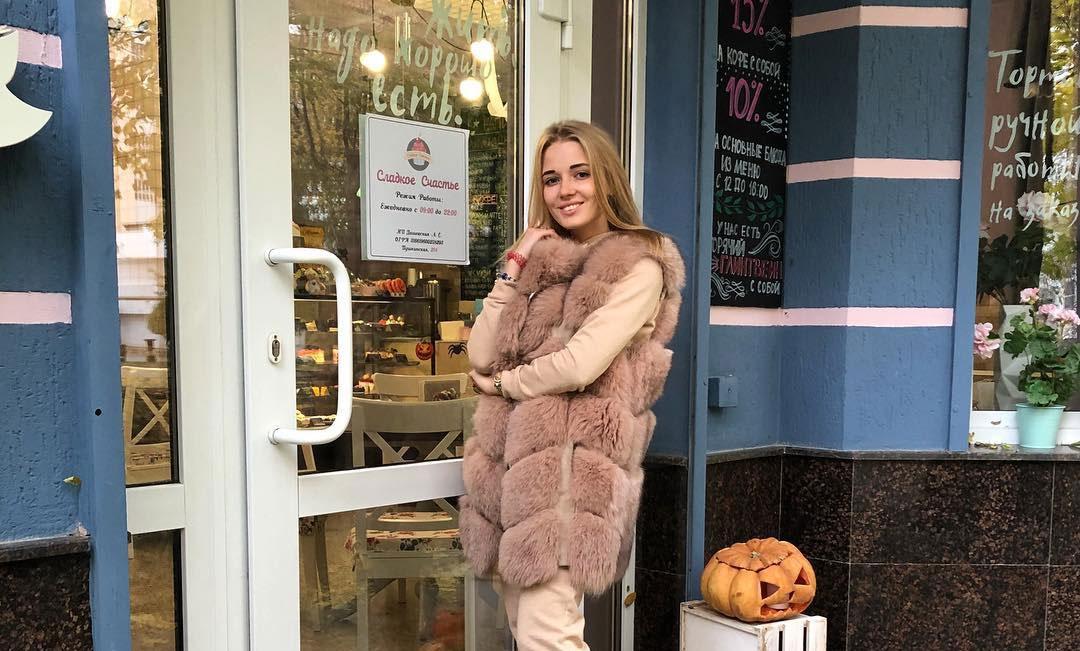 Анна Михайличенко, владелица кафе-кондитерской «Сладкое счастье» //Фото: Instagram