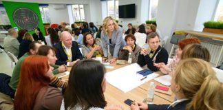 Форум социального предпринимательства «Дельфины бизнеса» //Фото: прес-служба РРАПП