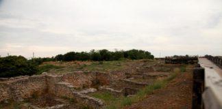 Археологические работы в Танаисе в 2017 году //Фото: Валентина Тарасова