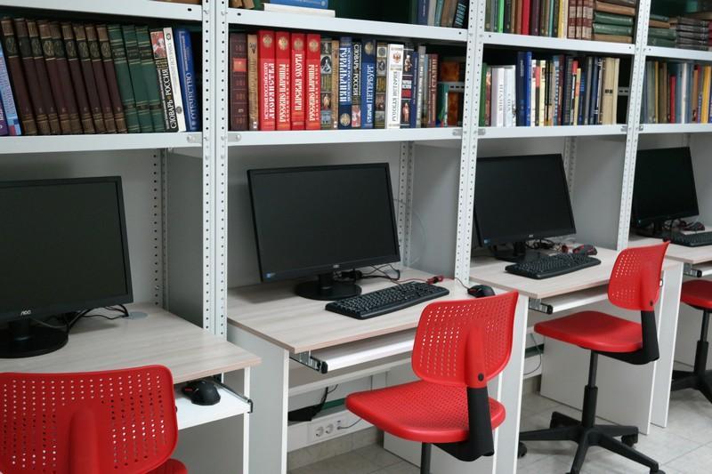 Модельная библиотека//Фото: Медиакратия