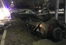 Авария в Батайске//Фото: ГУ МВД России по Ростовской области