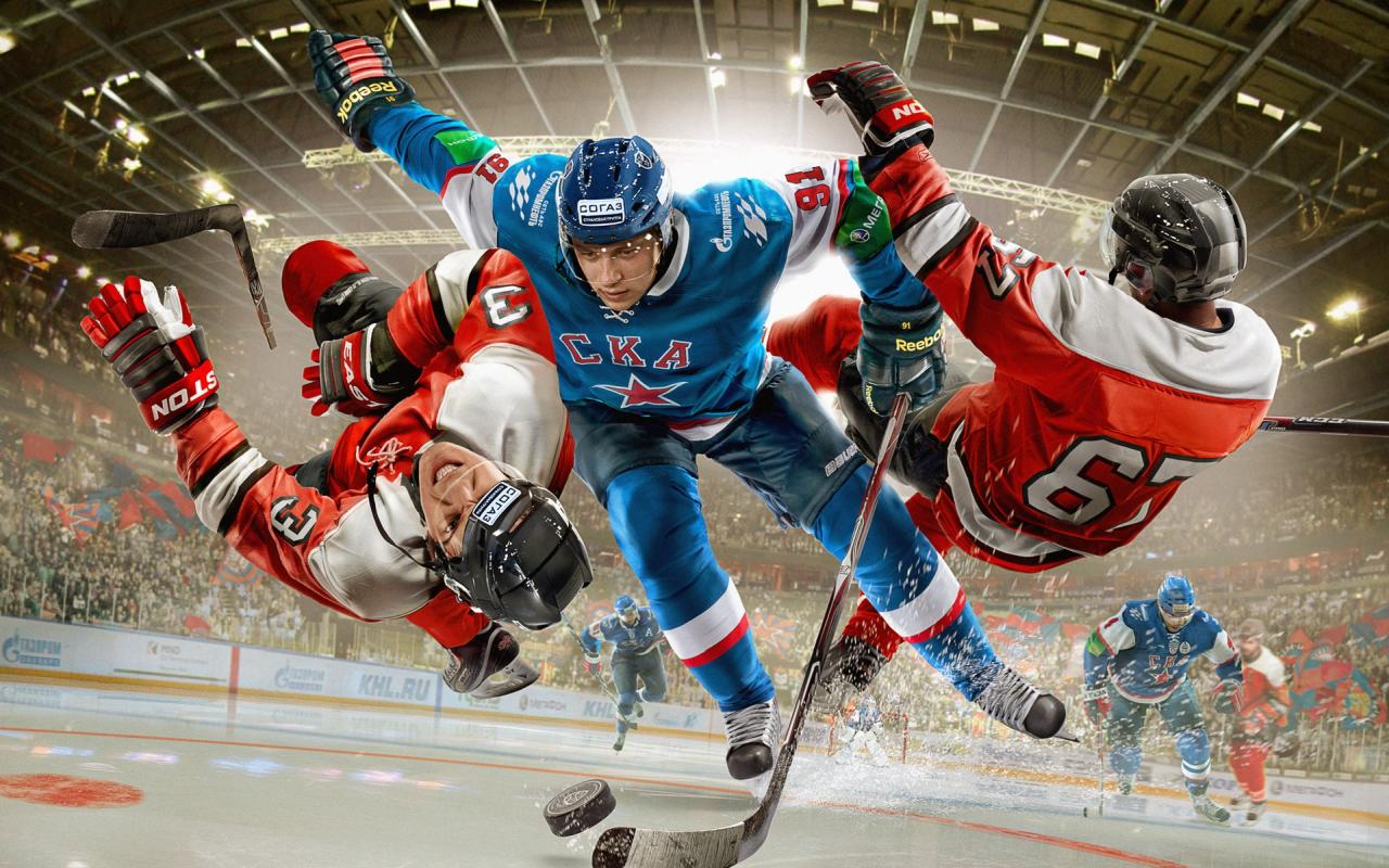 Хоккей //Фото с сайта telderi.ru