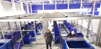 В Ростовской области завершено строительство первого в регионе межмуниципального экологического отходоперерабатывающего комплекса (МЭОК)//Фото: правительство региона
