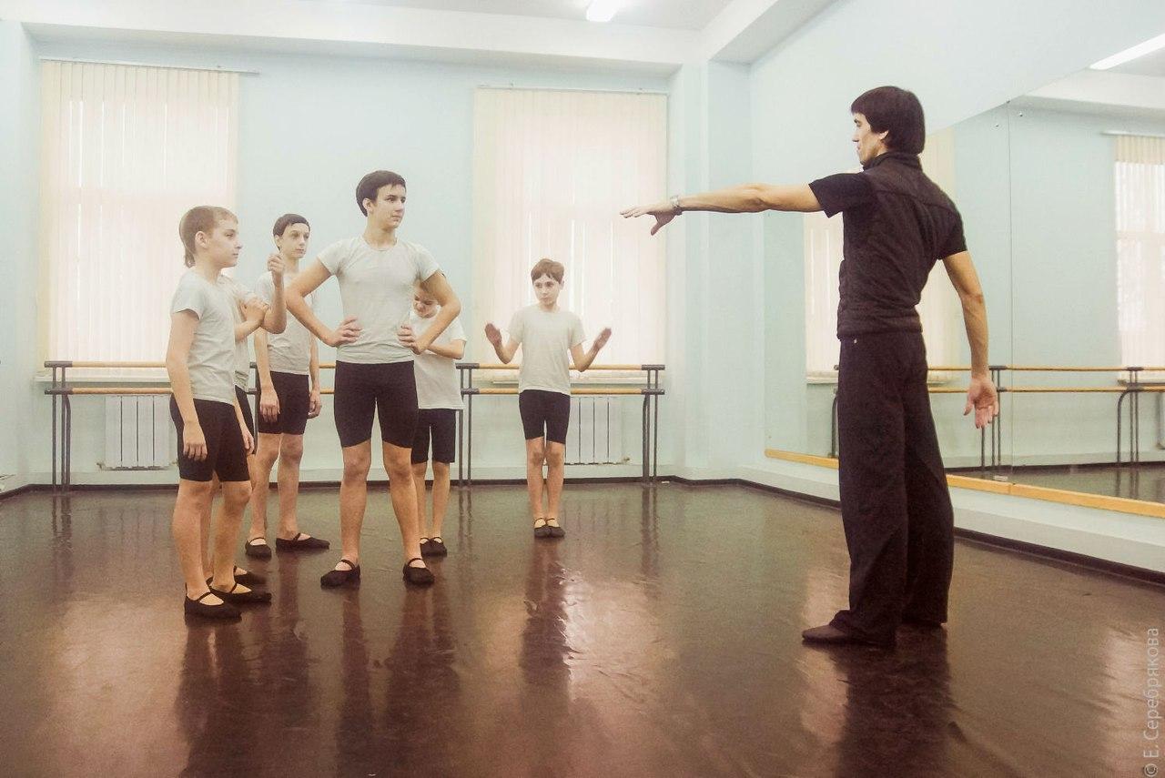 Занятия в Ростовском колледже искусств //Фото Екатерины Серебряковой