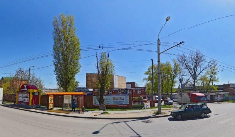 Улица Вавилова в Ростове//Фото: yandex.tj
