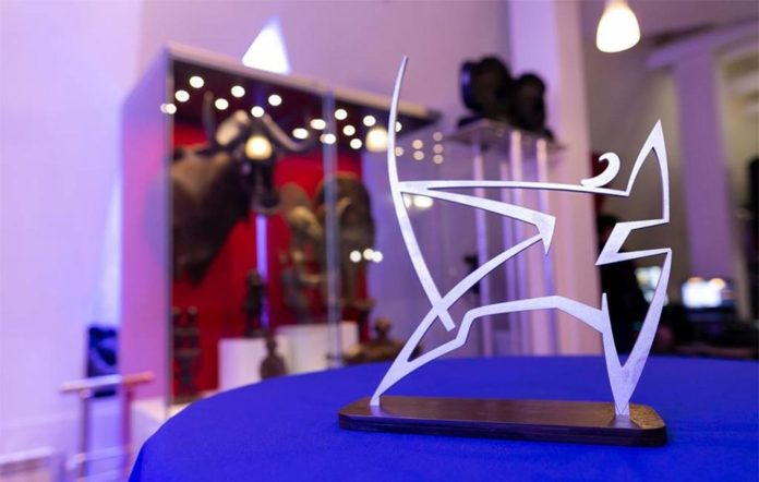 Статуэтка премии «Серебряный Лучник» — Юг //Фото: коммуникационное агентство АГТ-Юг