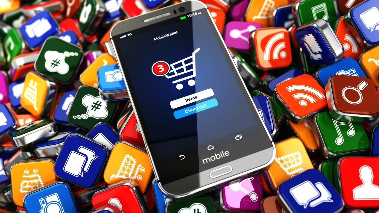 Приложения для телефона//Фото: fg24.ru
