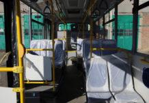 Новый автобус//Фото: администрация Ростова