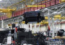 Процесс сборки комбайнов на заводе Ростсельмаш //Фото: пресс-служба ДГТУ