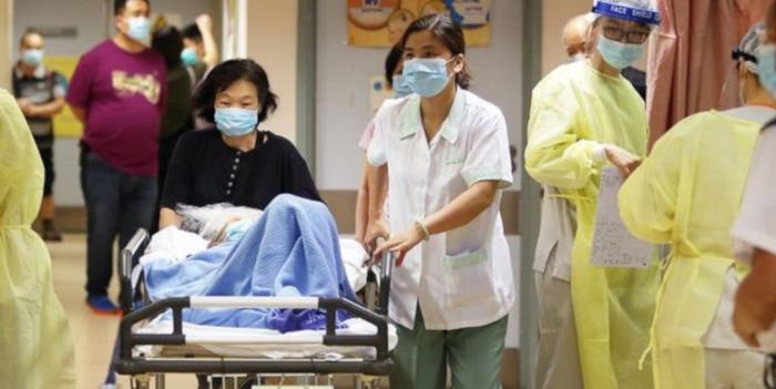В Китае из-за нового вида коронавируса скончались девять человек//Фото: ProFinance.Ru