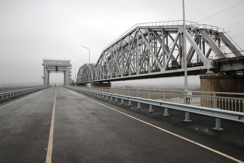 Мост через Северский Донец//Фото: правительство Ростовской области