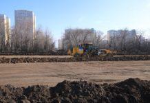 До конца 2020 года в микрорайоне Левенцовском Ростова-на-Дону построят новую дорогу//Фото: администрация Ростова