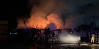Пожар в бане//Фото: ГУ МЧС России по Ростовской области