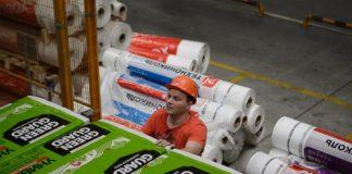 «Технониколь» инвестирует 37 млн рублей в модернизацию своего завода //Фото предоставлено АИР Ростовской области