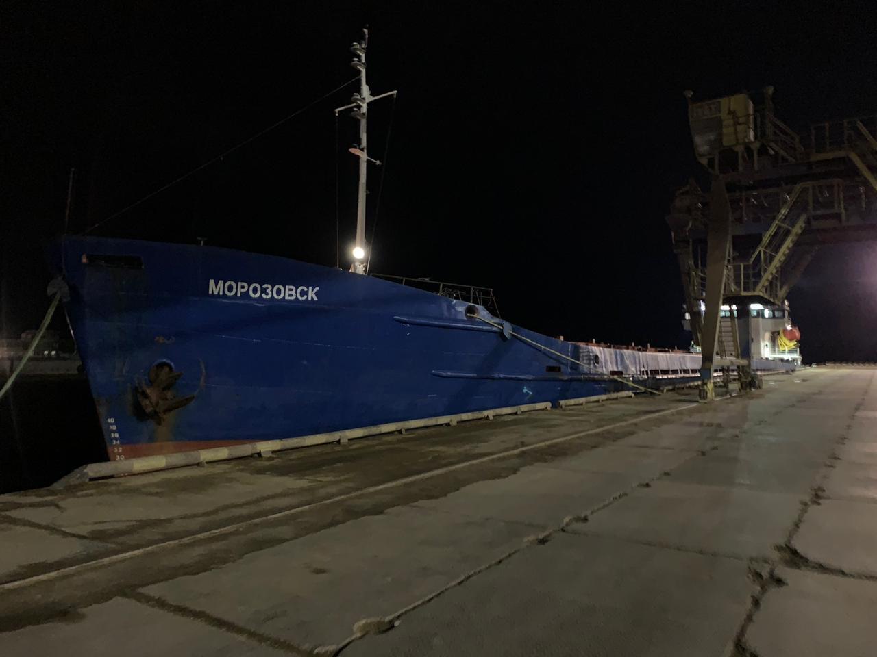В Ростове проводится проверка по факту смерти капитана теплохода «Морозовск»