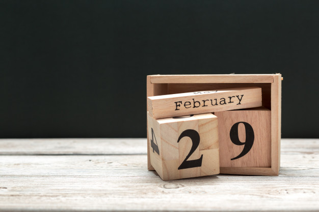 29 февраля//Фото: Freepik