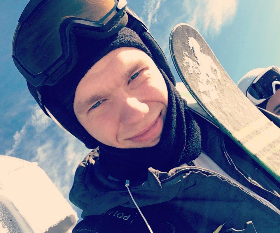 Данил Лапковский//Фото взято из соцсетей героя