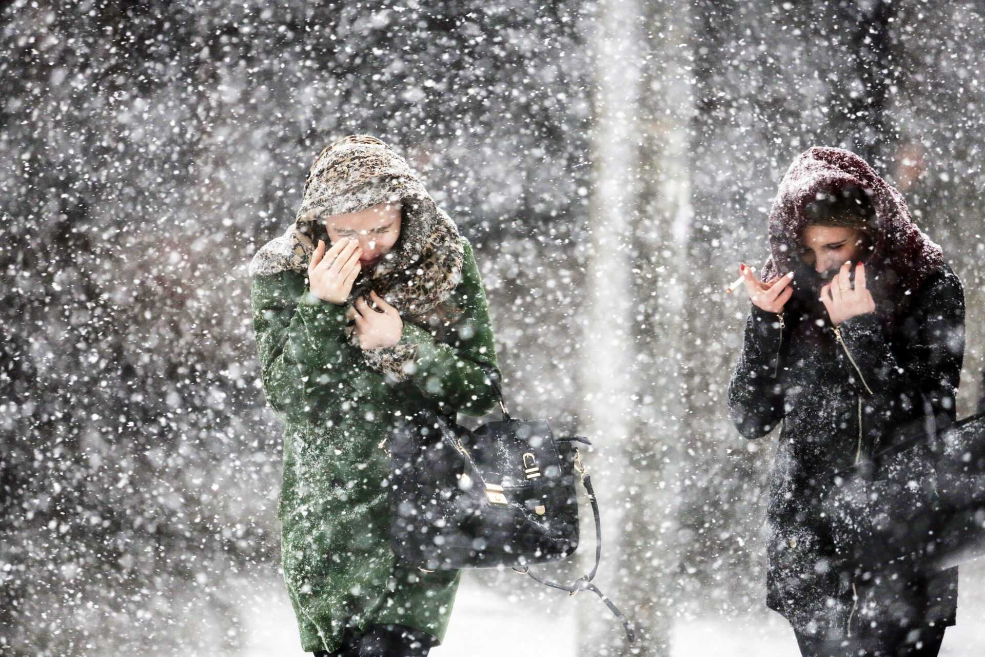 Погода в Саратовской области на сегодня - среда 13 января 2021 года