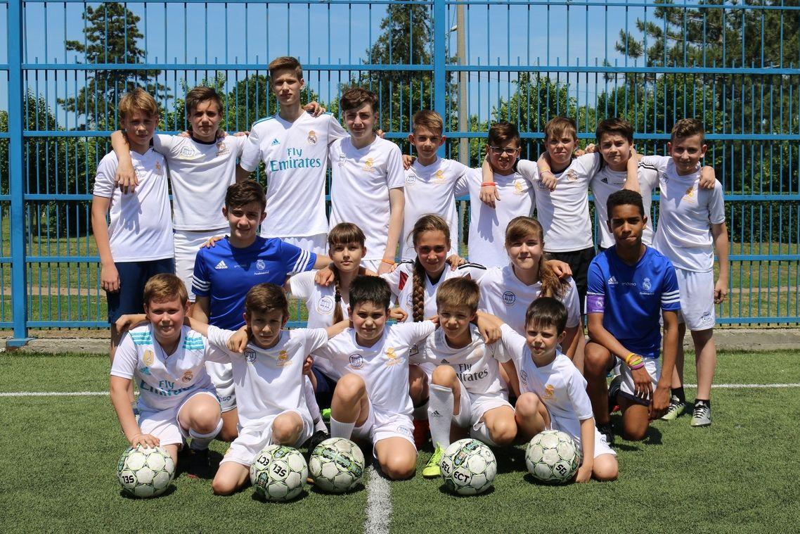 Детские команды из девяти стран встретятся на юниорском футбольном турнире Copa Alma в Ростове//Фото: правительство Ростов