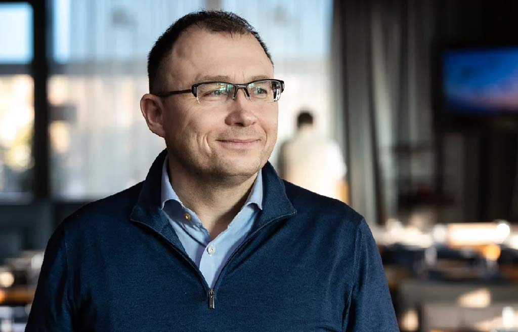 Сергей Эмдин, генеральный директор компании Tele2 //Фото: пресс-служба Tele2