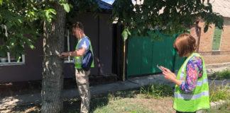 В Ростове появилась электронная карта деревьев//Фото: пресс-служба компании «Дорожный консалтинг»