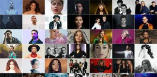 Конкурсанты «Евровидения - 2020» //Фото с сайта eurovision.tv