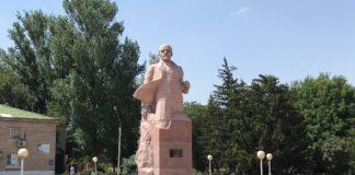 Памятник В. И. Ленину//Фото: правительство РО