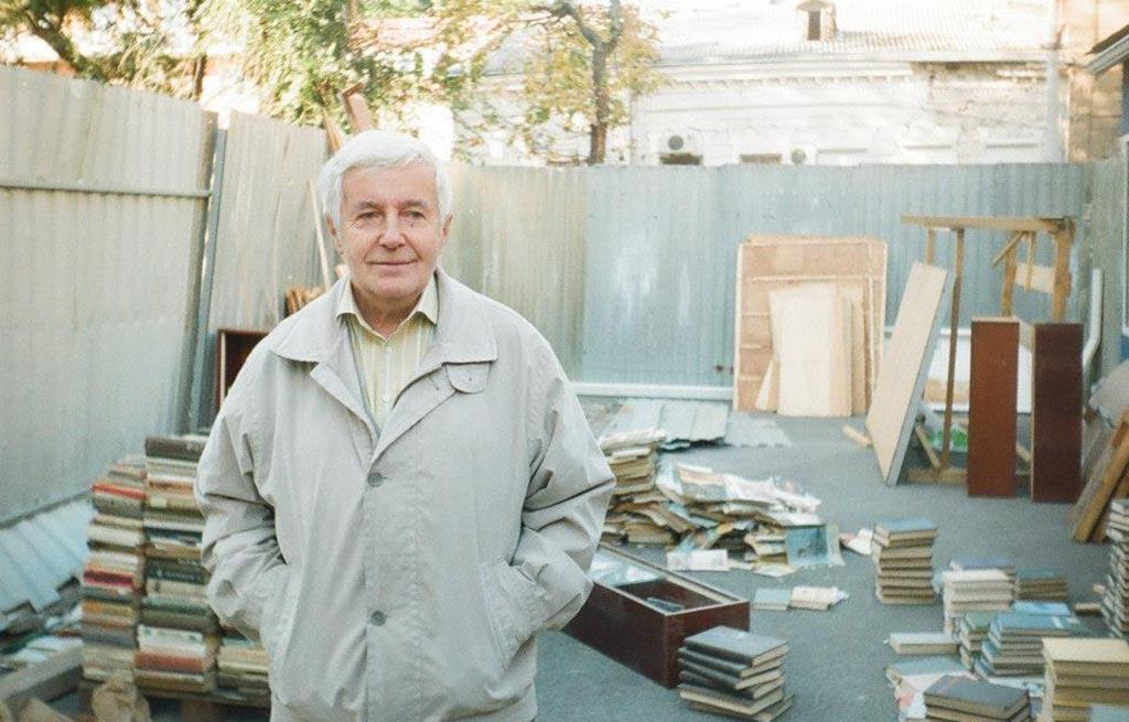 Вячеслав Савчук //Фото из личного архива героя