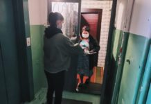 Волонтер//Фото: пресс-служба ЮФУ