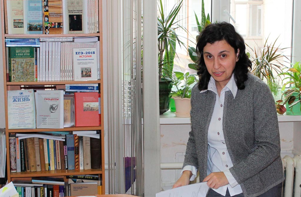 Радмила Айриян //Фото из личного архива героя