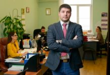 Роман Соин, исполнительный директор «Гарантийного фонда Ростовской области» //Фото с сайта kp.ru