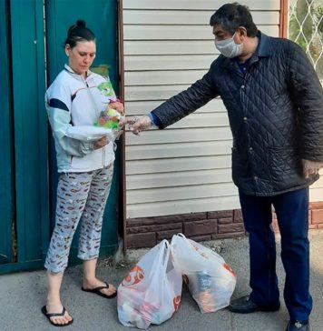 Депутат гордумы Алико Степанов помогает жителям своего округа пережить четвертую неделю самоизоляции