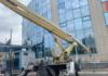 В Ростове-на-Дону проводят проверку после падения рабочего с высоты 14 метров//Фото: СКР ФР на транспорте