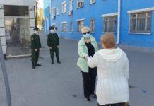 В Ростове бесплатно раздают маски//Фото: администрация Ростов