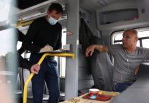 Проверки в общественно транспорте//Фото: ростовский городской транспорт