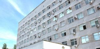 Ростовская областная клиническая больница//Фото: правительство Ростовской области