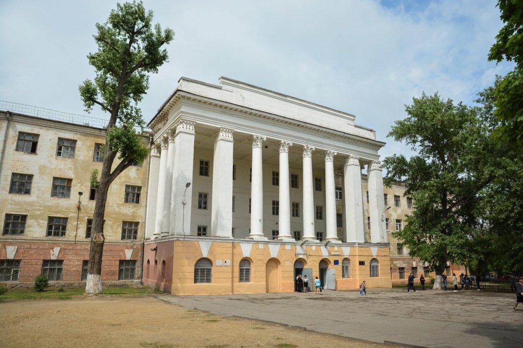 Ростовский лицей №20//Фото: today.29ru.net