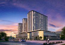 Сбербанк профинансировал строительство жилого комплекса «Рубин» на 1,4 млрд рублей//Фото: пресс-служба банка