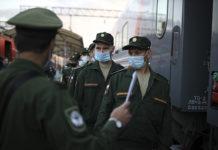 Призывники//Фото: Южный военный округ