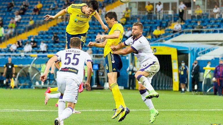 Ростовчане дома проиграли «Уфе» со счетом 1:2 //Фото с сайта sport-express.ru
