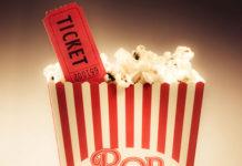 Билеты в кино//Фото: proticketing.ru