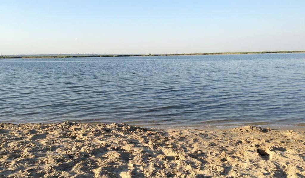 Соленое озеро //Фото:krestianin.r
