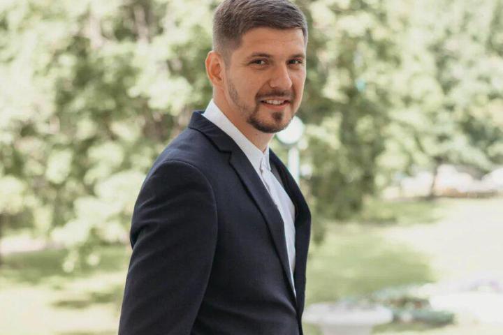 Антон Тупиков//Фото: пресс-служба ФК
