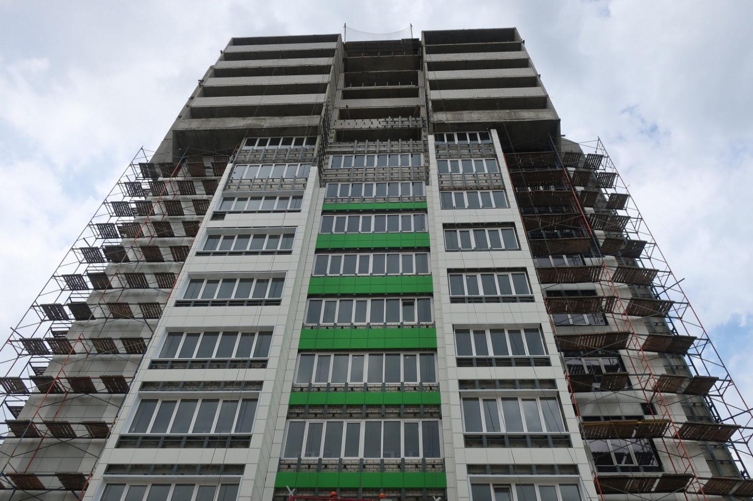 Строительство//Фото: правительство РО