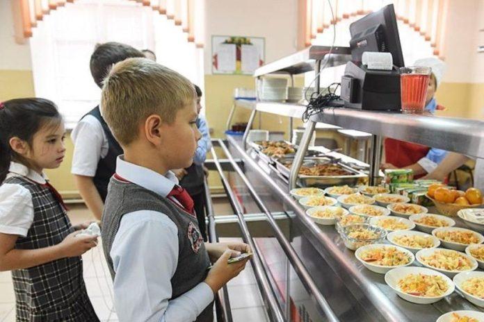 Школьное питание//Фото: правительство РО