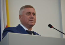Глава администрации Батайска Геннадий Павлятенко//Фото: пресс-служба мэрии
