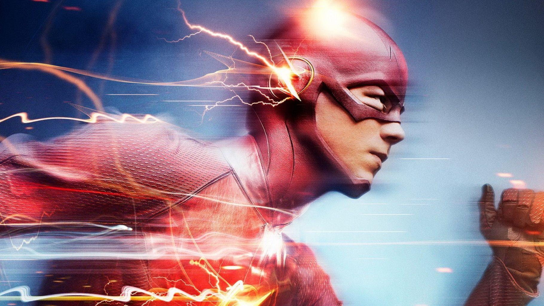 Flash не является самым быстрым реальным человеком, но символизирует скорость и динамику //Фото: DC Comics