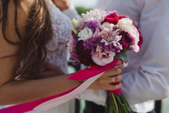 Свадьба на набережной в Ростове-на-Дону//Фото: Екатерина Мацкиева