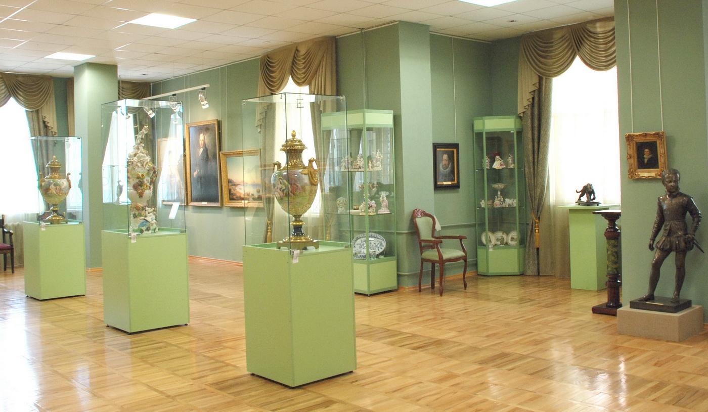 Музей изобразительных искусств на Чехова в Ростове//Фото: big-rostov.ru